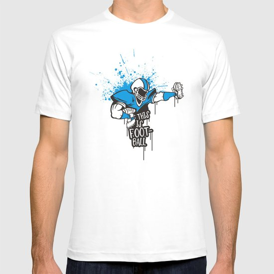 This is FOOTball T-shirt