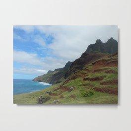 Dragon Island Metal Print