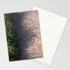 The Grass and it's Shadow Stationery Cards