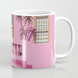 Cape Malay pink house Coffee Mug