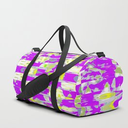 Abstract BB D Duffle Bag