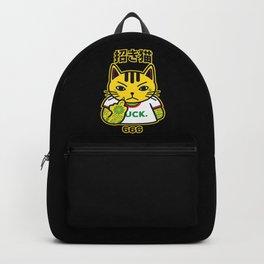 Unlucky Cat Backpack