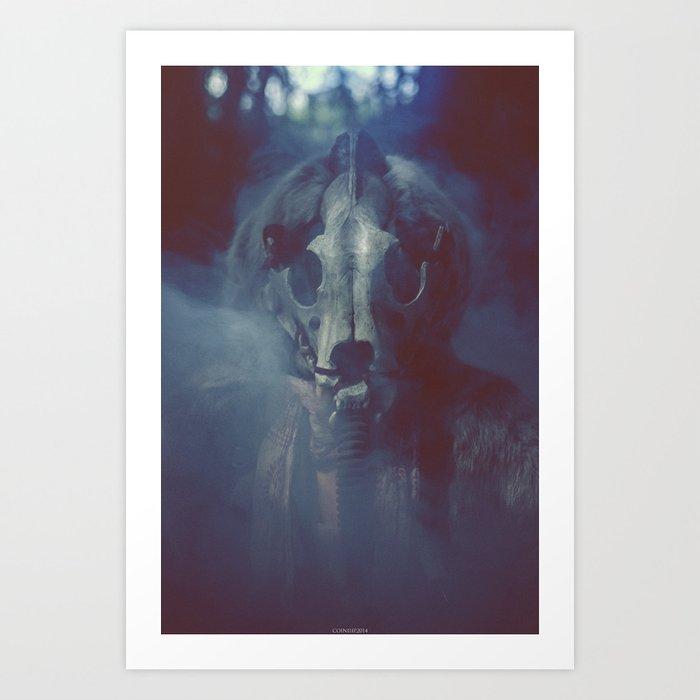 EENOLA - AFYA Art Print