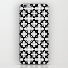 Silver Fantasy iPhone & iPod Skin