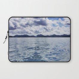 Silver Water Laptop Sleeve