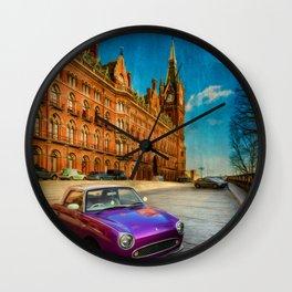 St. Pancras London Wall Clock