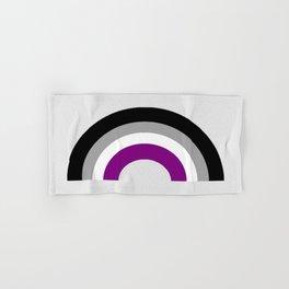 Asexual Rainbow Hand & Bath Towel