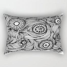 Bellis Veris Rectangular Pillow
