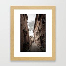 Amandola Framed Art Print