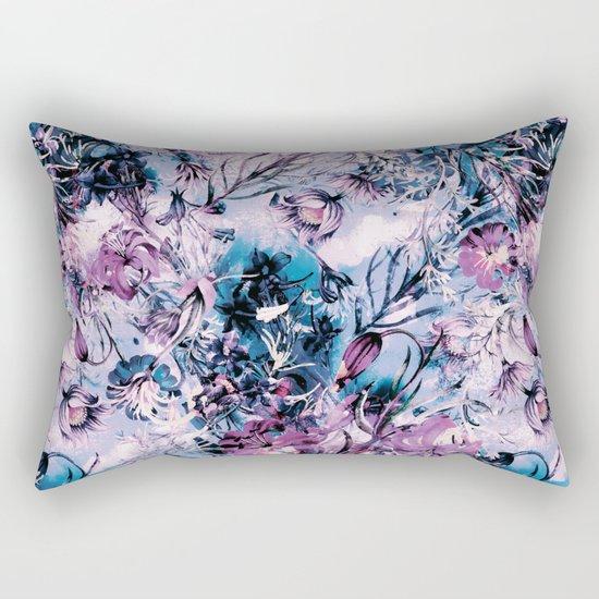 Dream Garden Rectangular Pillow