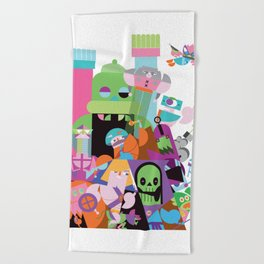 He-Man & the masters of the universe Beach Towel