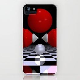 twin-glob iPhone Case
