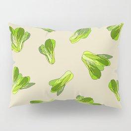 Bok Choy Vegetable Pillow Sham