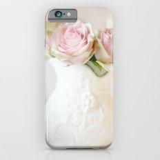 ROSES IN A VASE Slim Case iPhone 6s