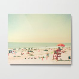 Summer of Love III Metal Print