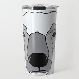 Canadian Polar Bear Travel Mug