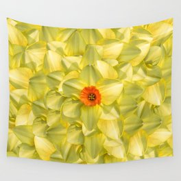 The Power of Petals Wall Tapestry