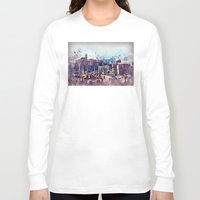 rome Long Sleeve T-shirts featuring Rome by jbjart