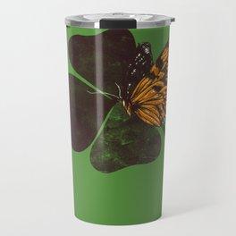 By Chance - Green Travel Mug