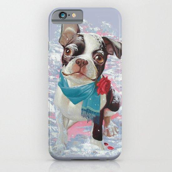Winter Love. iPhone & iPod Case