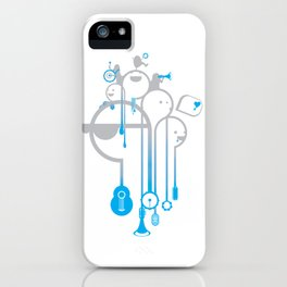 A Rainy Day iPhone Case