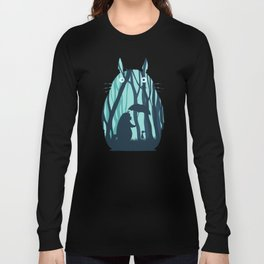 My Neighbor Totoro's Long Sleeve T-shirt