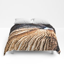 Twisted Trunk // Close up Tree Photography Wood Grain Forest Branches Outdoor Nature Decor Comforters