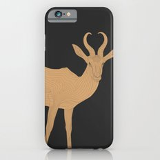 All lines lead to the...Inverted Springbok Slim Case iPhone 6s