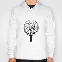 tree of life Hoodies featuring Life Tree by Frivolous Designs
