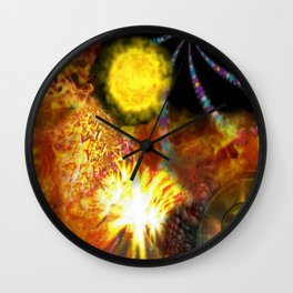 BigBang Wall Clock