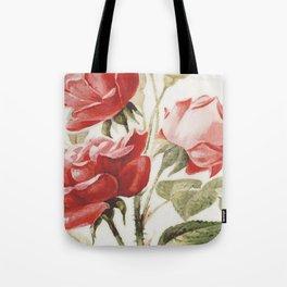 Vintage Botanical No. 4 Tote Bag