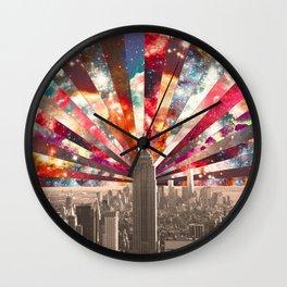 Superstar New York Wall Clock