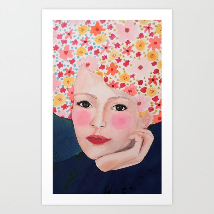 laure Art Print