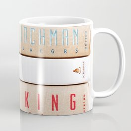 Stephen King - Neutrals Coffee Mug