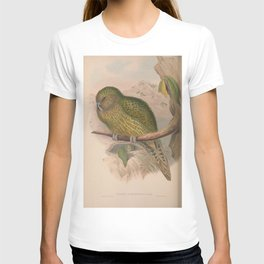 Kakapo, strigops habroptilus3 T-shirt