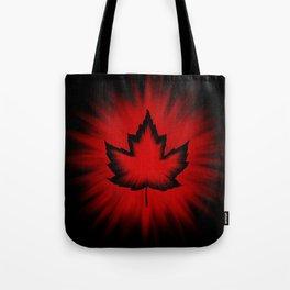 Cool Canada Souvenirs Tote Bag