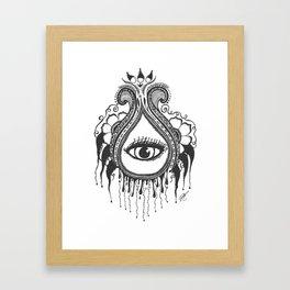 LE LARME Framed Art Print