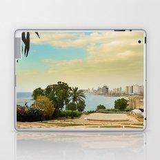 Tel Aviv coastline  Laptop & iPad Skin