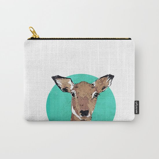 Deary Me Carry-All Pouch