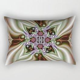 Heavy Cream Rectangular Pillow
