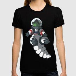 space lizard T-shirt