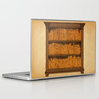 doors Laptop & iPad Skins featuring Many Doors by Megs stuff