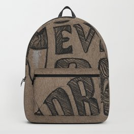 Draw Everyday Backpack
