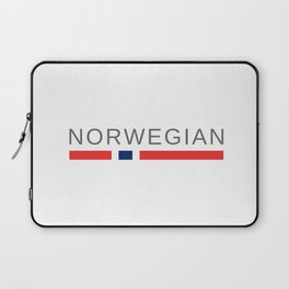 Norwegian Norway Laptop Sleeve