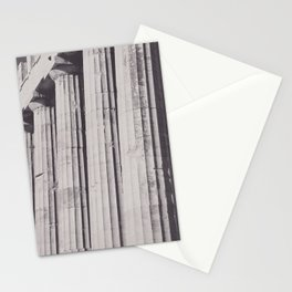 Athens Parthenon, ancient Greece photo, Athens agora,  ancient Greek, old Greece Stationery Cards