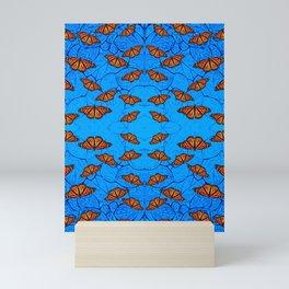 Monarch Butterfly Mini Art Print