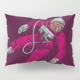 Cosmic Bubblegum Magenta Pillow Sham