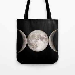 Triple Moon Tote Bag
