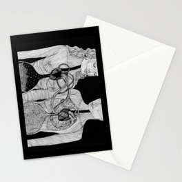 Höra ihop Stationery Cards
