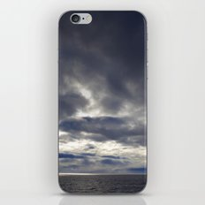 cloudscape iPhone & iPod Skin